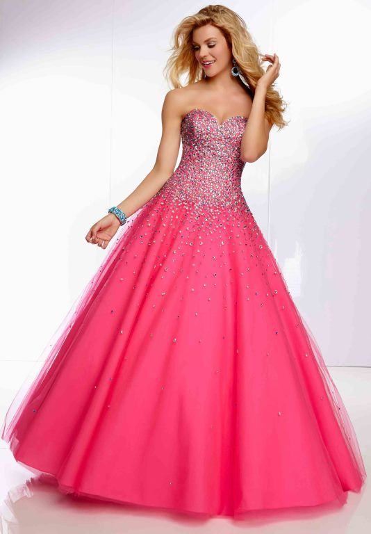 Mori Lee Lace Back Prom Dress 95008   vestido de 15   Pinterest ...