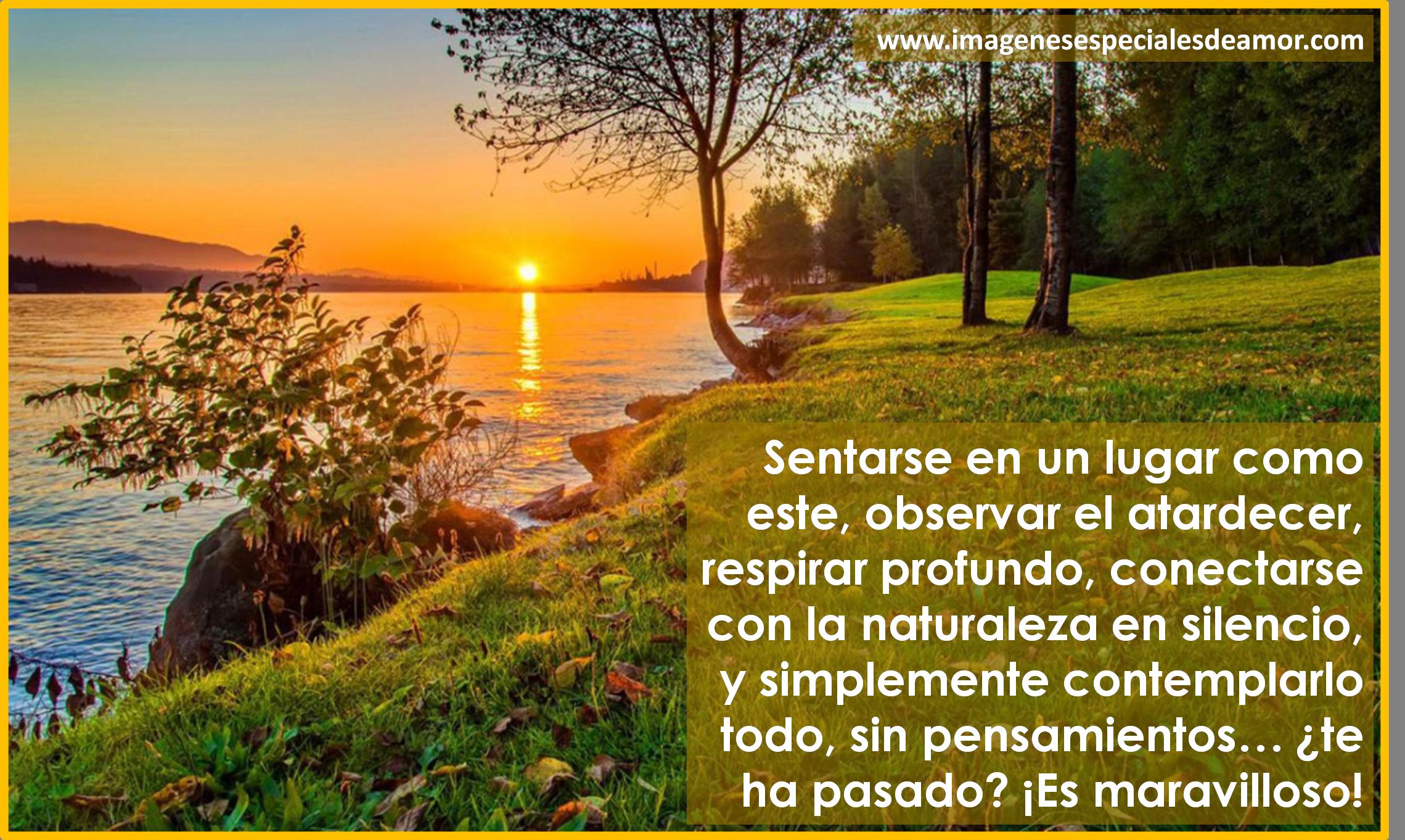 Fotos De Paisajes Naturales Y Naturaleza Frases Imagenes