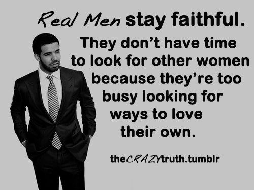 the CRAZY truth I love this and it goes both ways.. | Men ...