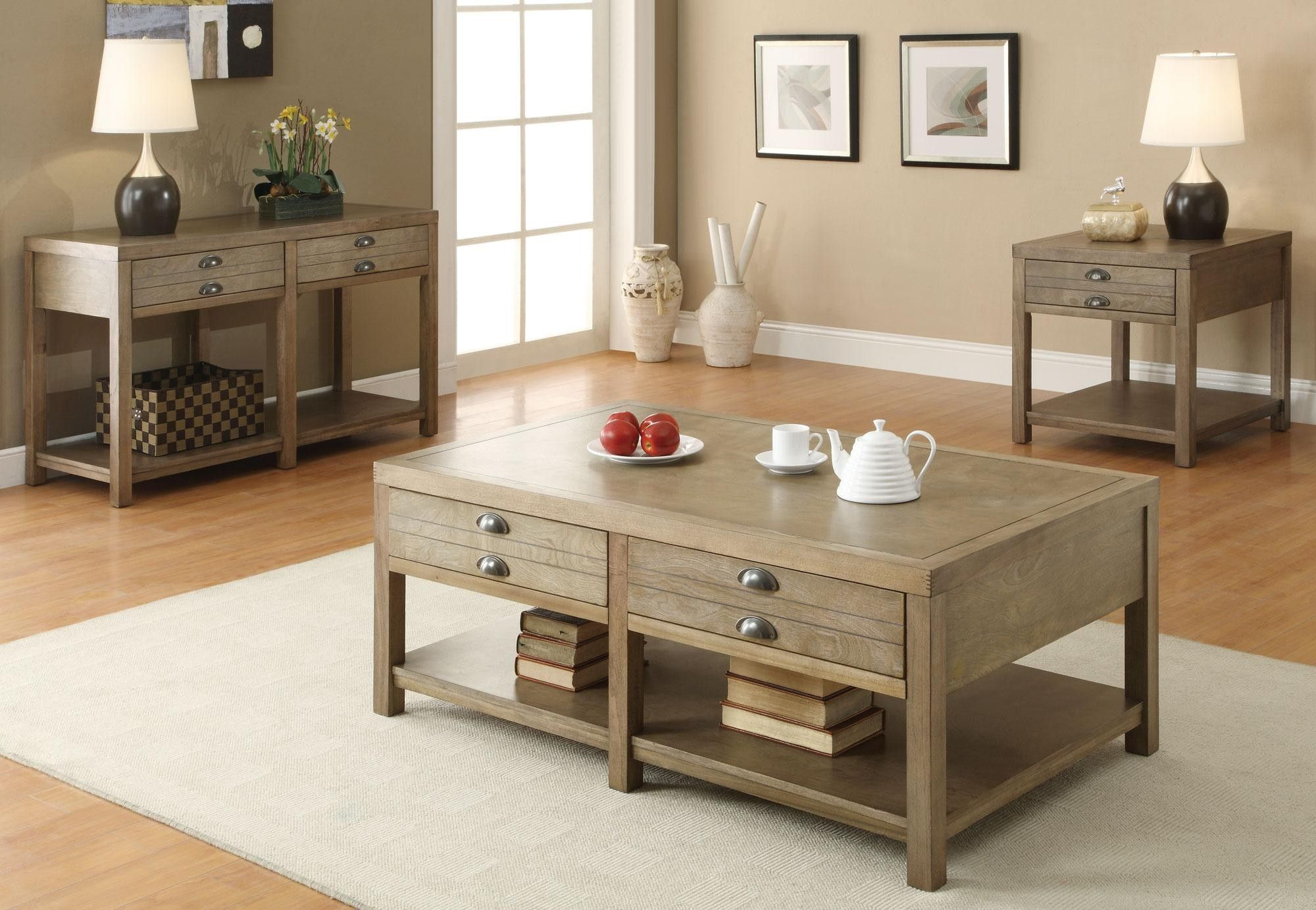 701958 57 Occasional Table Set Coffee Table Home Coffee Tables 3 Piece Coffee Table Set [ 1382 x 2000 Pixel ]