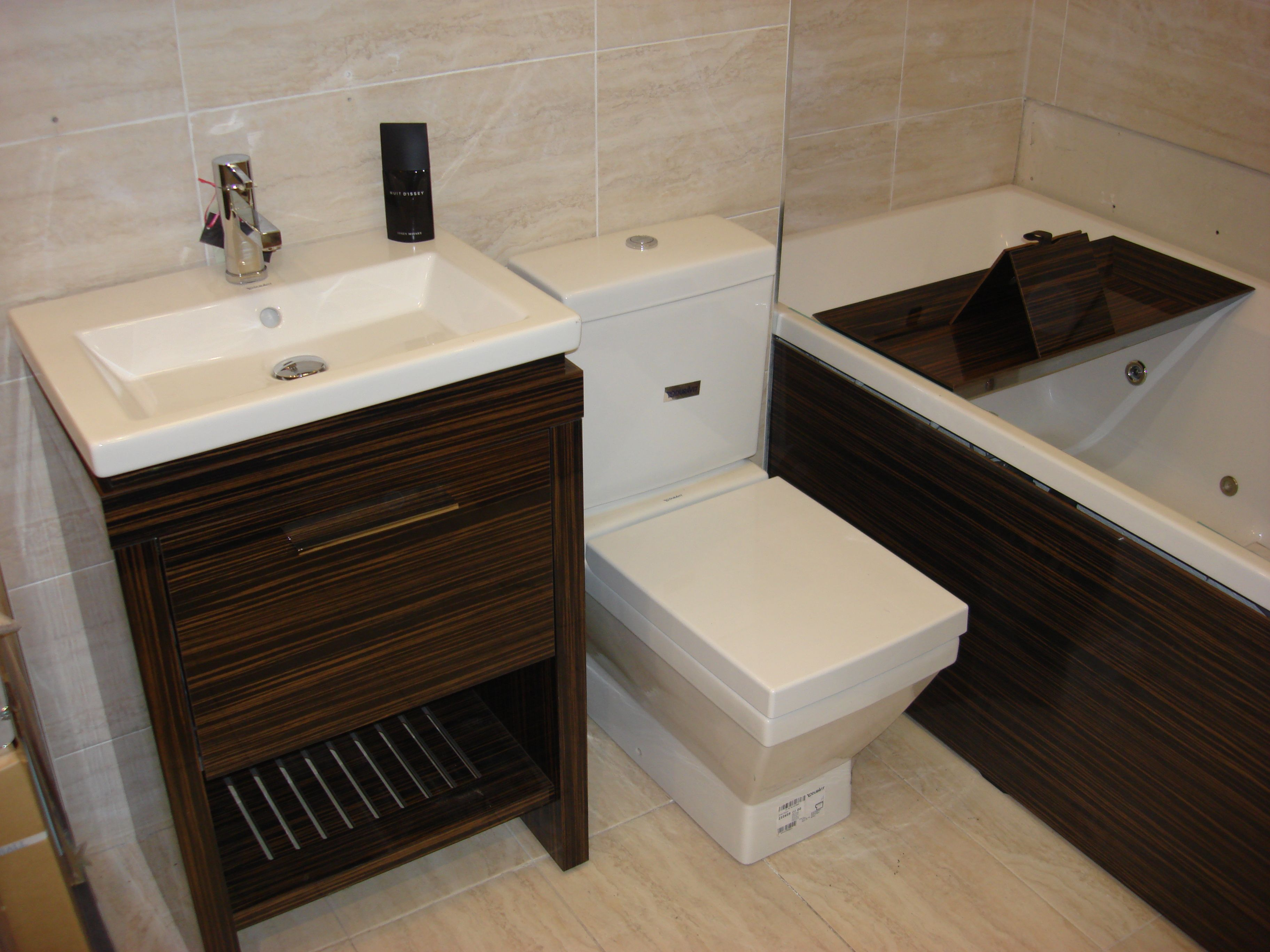 Duravit 2nd Floor 600mm X 430mm Furniture Basin And Floor