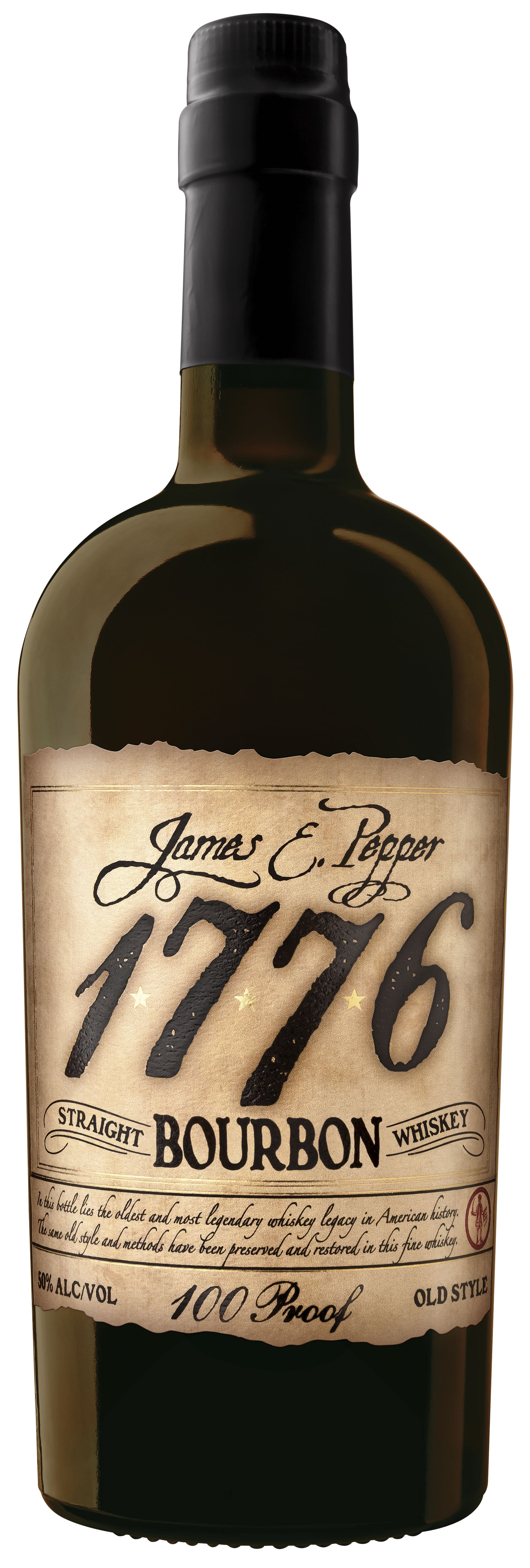 james pepper 1776 bourbon James E. Pepper is an old, old name in the