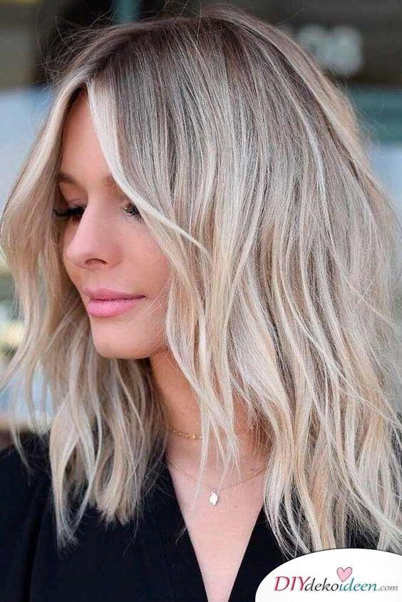 25 Frisuren Fur Feines Dunnes Haar Die Schonsten Frisuren Fur