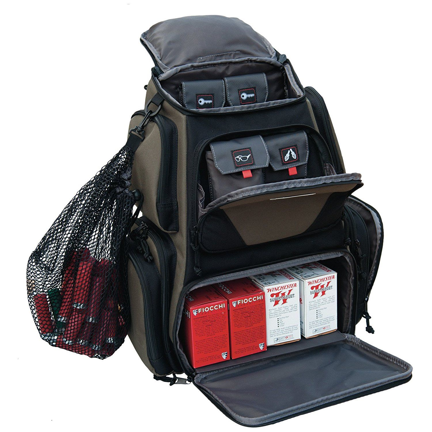 G.P.S. Sporting Clays Backpack, Olive ** Quickly view this