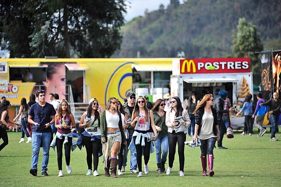 festival stereo picnic  Va más allá de un festival, es una pasarela para sus asistentes.
