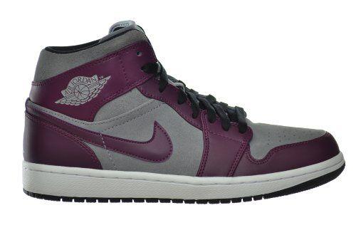 Air Retro Bordeauxblackwhite Sneakers Jordan Bordeaux Mens Phat 1 F1clJK