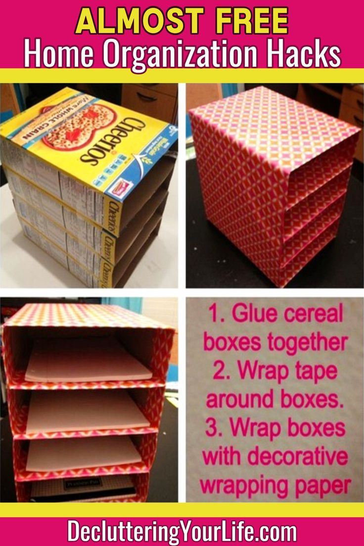 45 DIY Home Organization Hacks For Every Room, Nook and Cranny Of Your Life