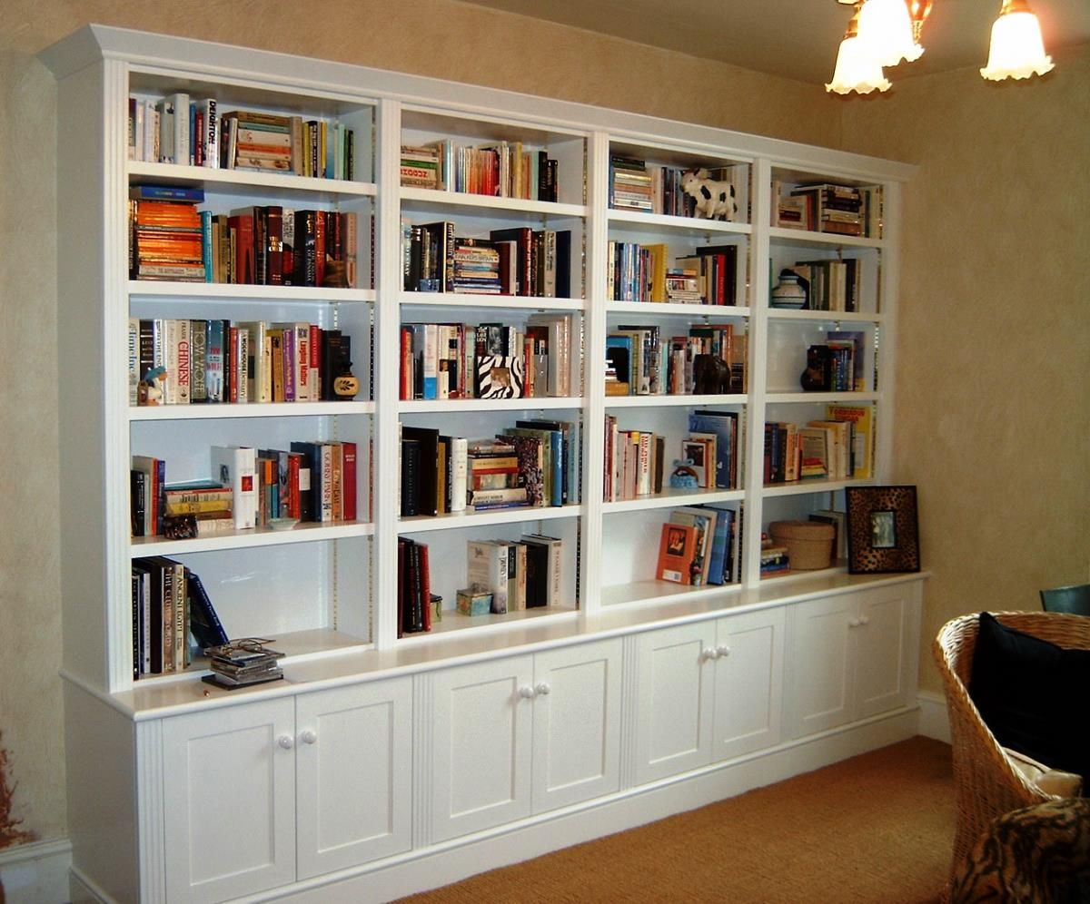 Simple Bookshelves Ideas For Home Real House Design Home