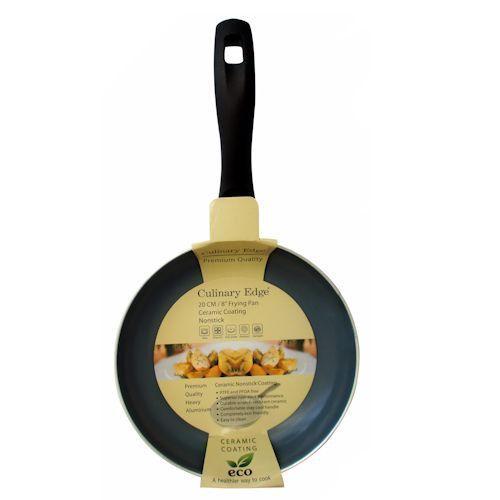 Culinary Edge 24008 Ceramic Non Stick Frypan