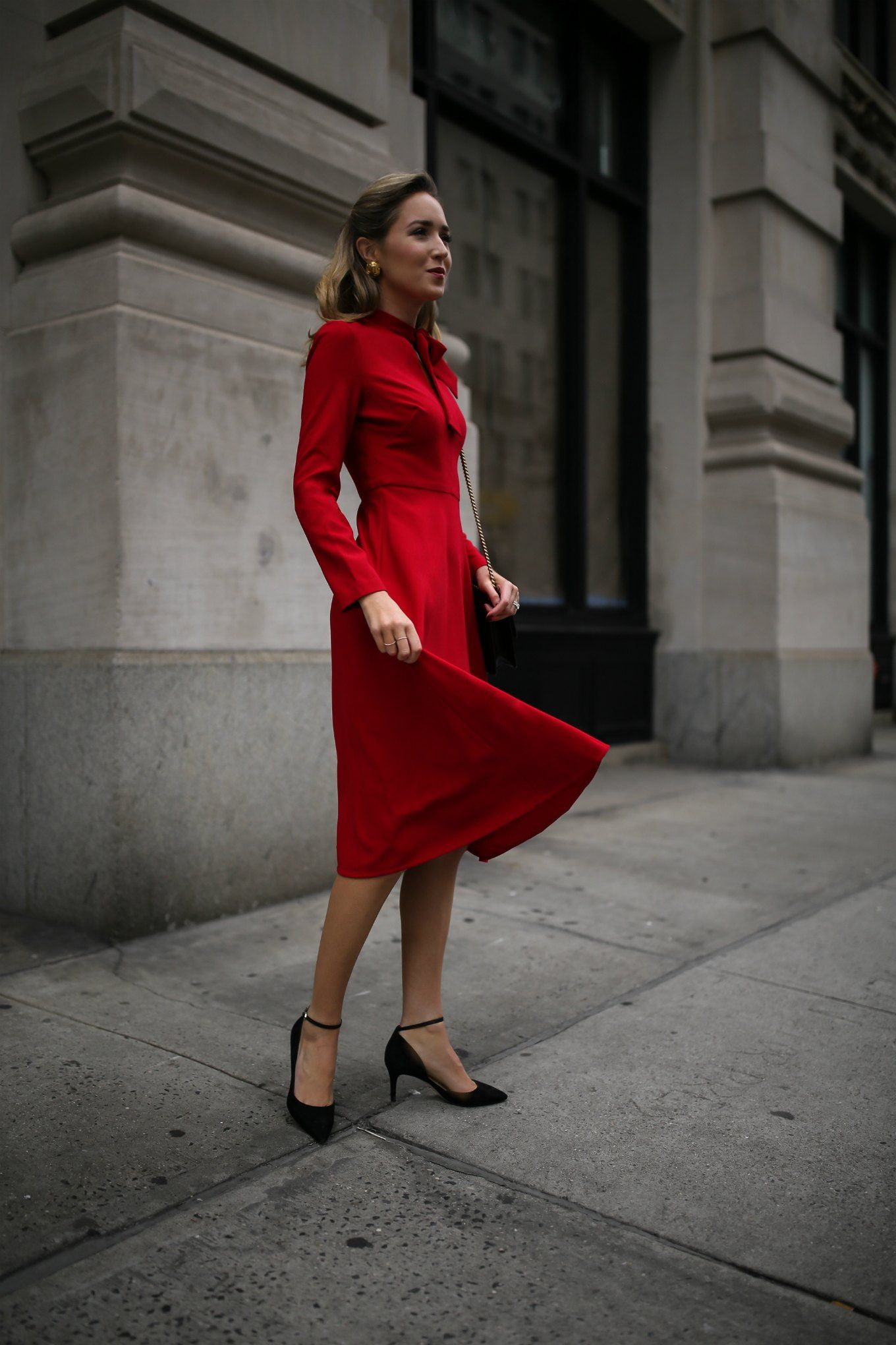 pin von follownuage auf kleider | kleider, rotes kleid, rot