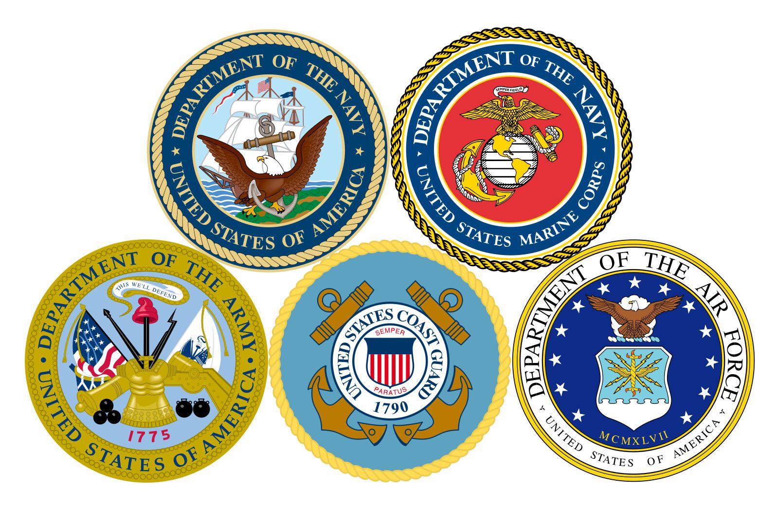 Image result for us troops symbol