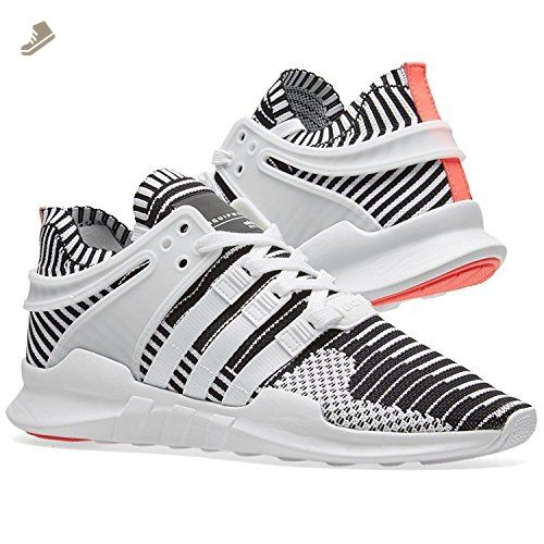 Adidas Men EQT Support ADV Primeknit (white / footwear white / turbo) Size  US