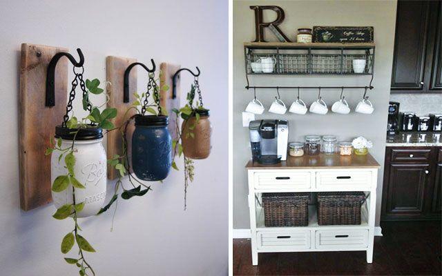 Ideas para decorar paredes de cocinas decofilia casa i - Decorar paredes cocina ...