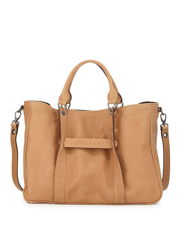 d98d146eae2 Longchamp 3D Medium Tote Bag, Nude Fashion Styles, Fashion Trends, Online  Bags,