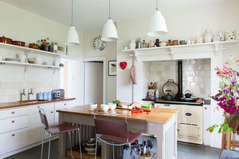 Kücheninsel selber bauen \u2013 Ideen für kreative Küchengestaltung - kücheninsel selbst gebaut