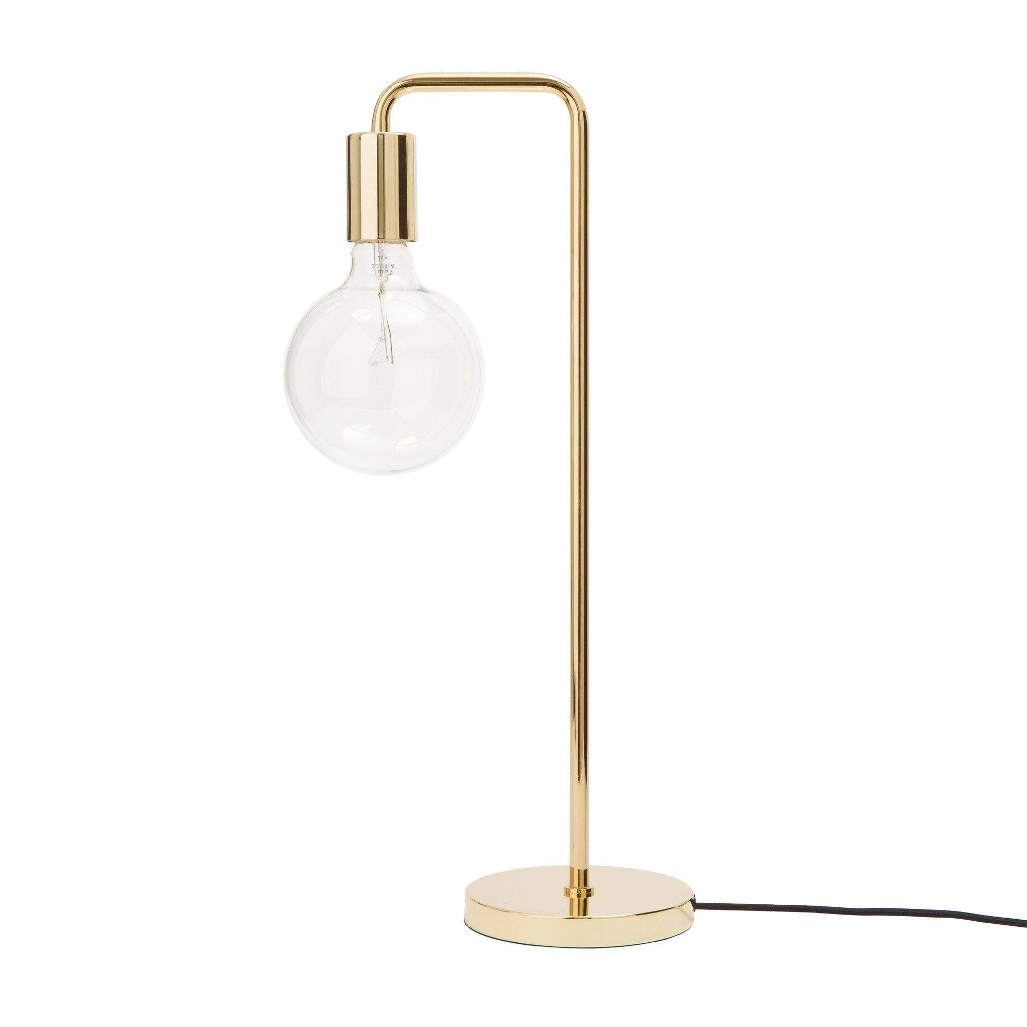 Good  ucp ueF r unsere Tischlampe Vida wird eleganter Edelstahl in d nischem Design verarbeitet Die