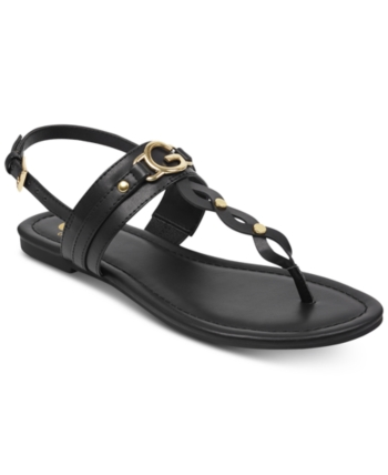 Women Links In Flat 2019Products G Shoes By Guess Sandals eEHDIY2b9W