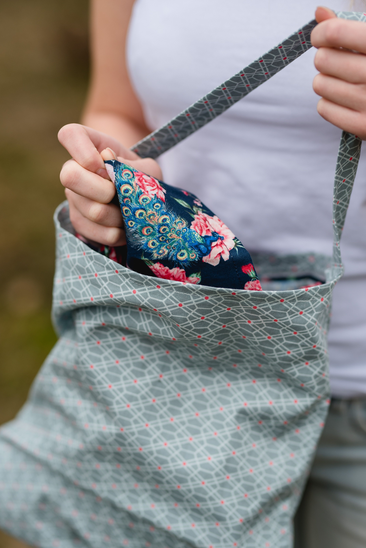 Wir zeigen dir, wie du dein Picknick einfach naehen kannst