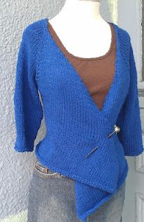 frayed at the edges: A Quick Summer Cardie!