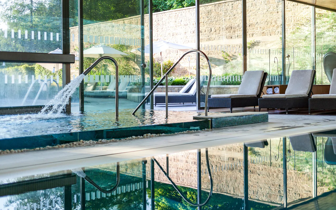 Spa Spy Lucknam Park Wiltshire Wiltshire Spa Breaks Country House Hotels