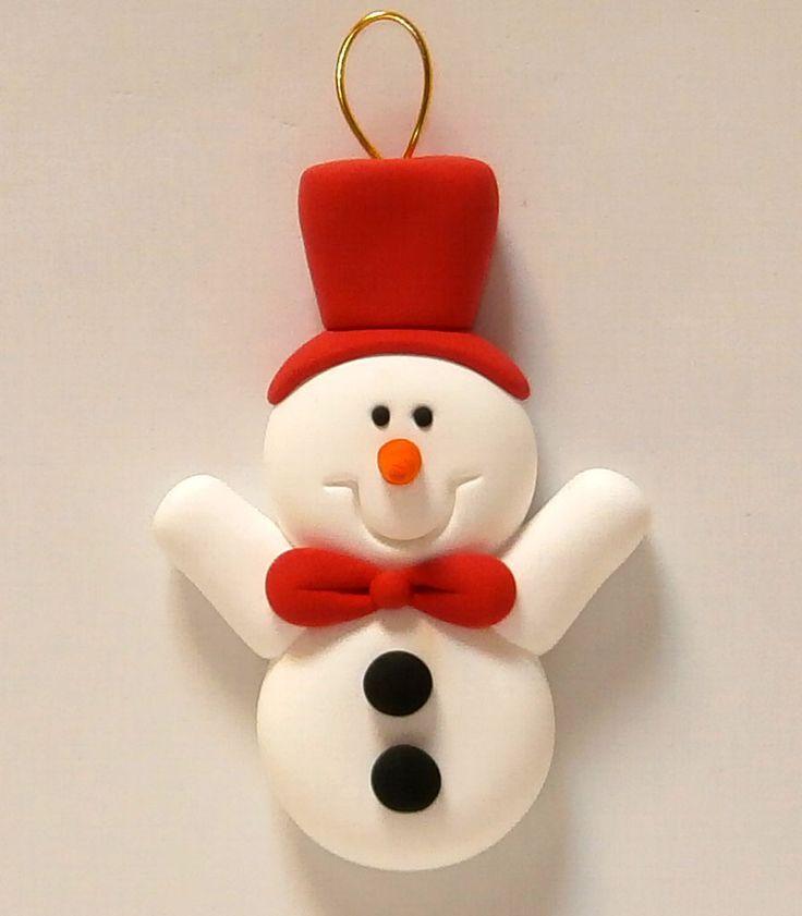 Resultado de imagen para casa de ceramicas navide as al for Adornos navidenos en porcelana fria utilisima