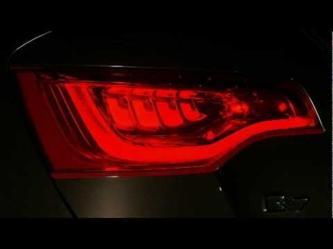 Oled Covering Turns Audi Into Surreal Light Show Video Cars I