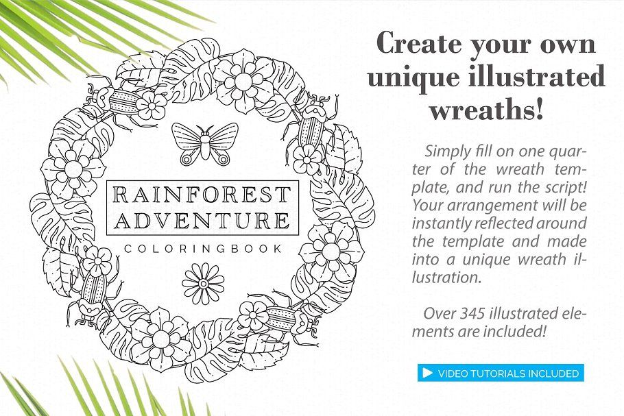 Rainforest Mandala Creator Kit #Creator#Mandala#Rainforest#ins | Art