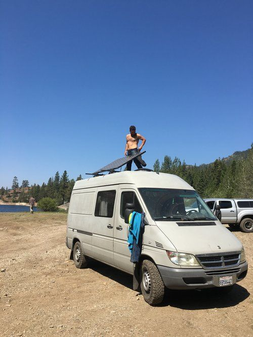 How Much Does It Cost To Build Out A Sprinter Van Into Home