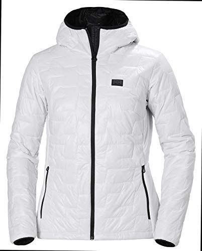 Photo of Amazing offer on Helly Hansen Women's LIFALOFT Hooded Insulator Jacket, 001 White, X-Small online – Favoritetopbrands
