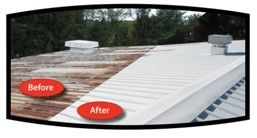 Fluid Applied Metal Roofing Systems With Images Metal Roofing Systems Metal Roof Coating Roofing Systems