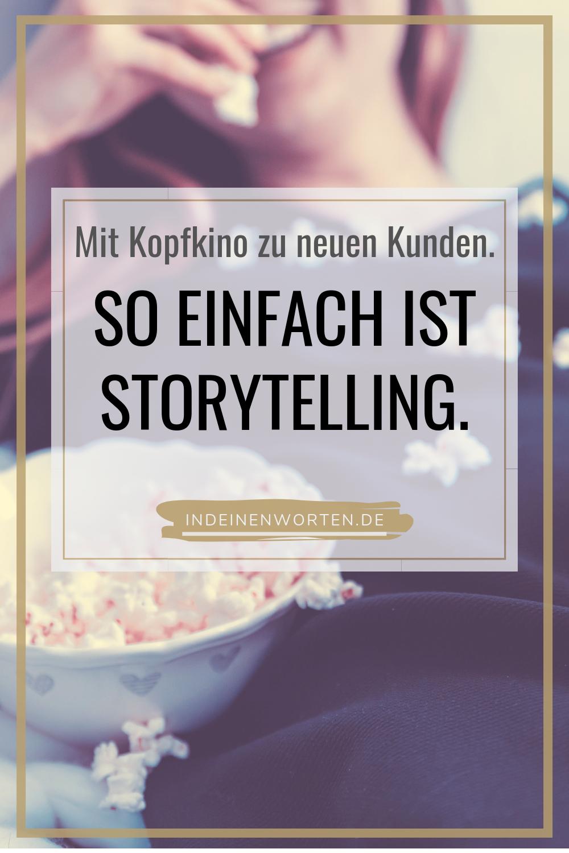 Storytelling mit Methode: So leicht schreibst Du