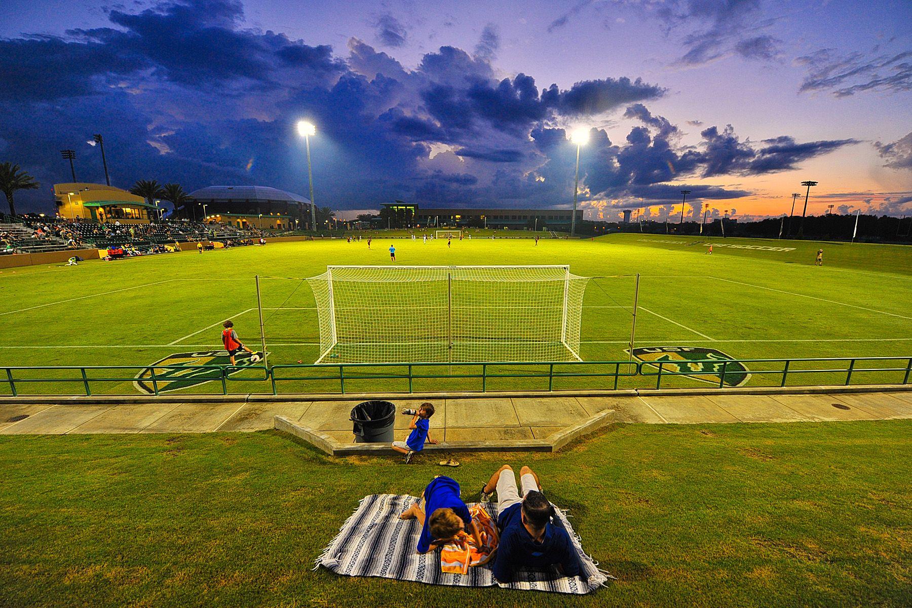 usf corbett soccer stadium usf facilities soccer  usf corbett soccer stadium