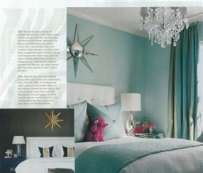 When I Was Going To School For Interior Design I Wanted To Put A Chandelier  In