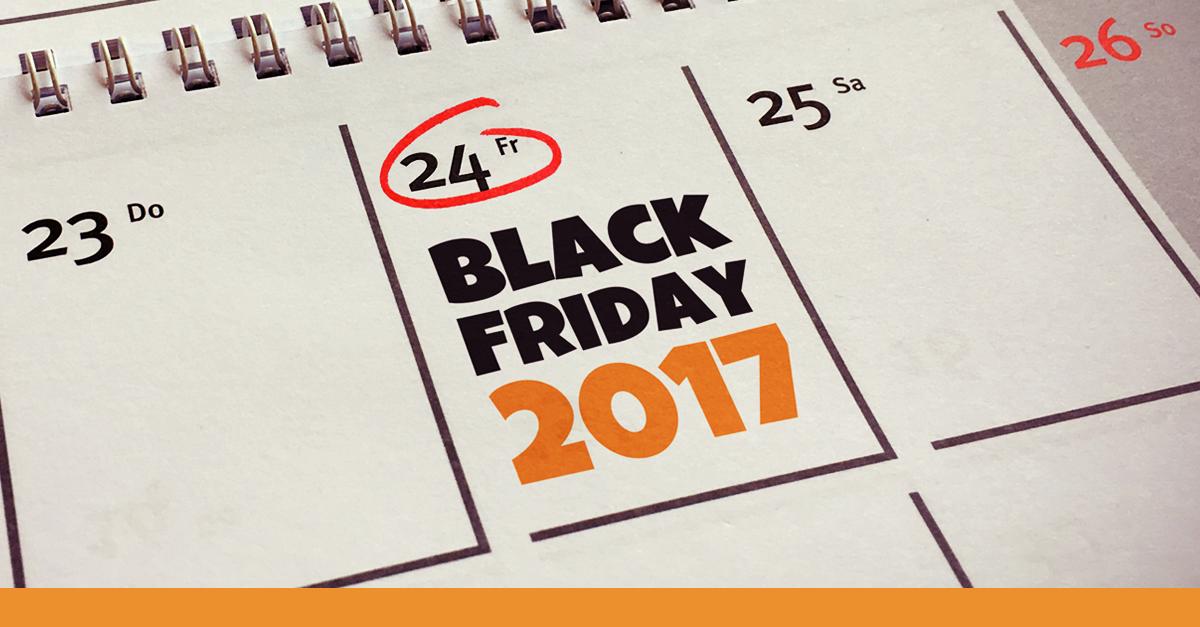 Wann ist Black Friday 2017 Mitteilung, Bücher, Artikel