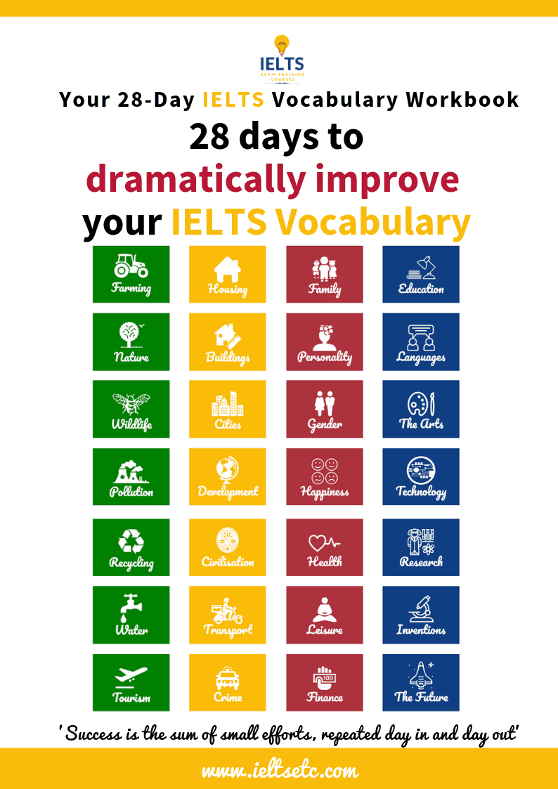 28 ways to improve your IELTS vocabulary | Food vocabulary