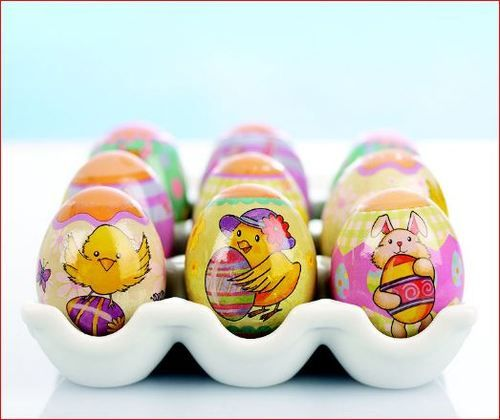 Decorate your boiled eggs in these wraps ebay uk easter easter negle Image collections