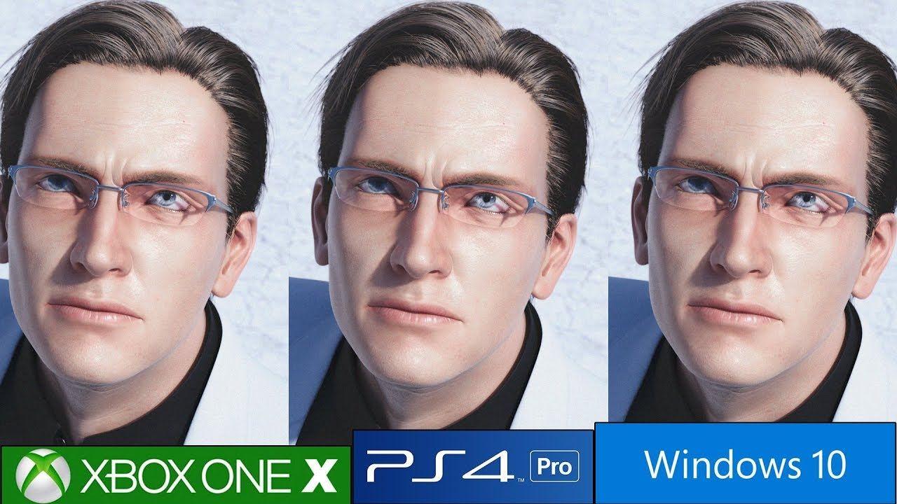 Ace Combat 7 - Full Tech Analysis, PS4 Pro vs Xbox One X ... Xbox One X Vs Ps4 Pro Graphics Comparison