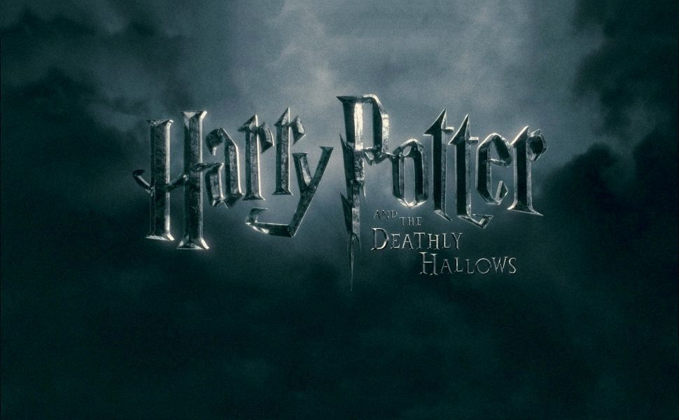 Harry Potter Deathly Hallows Logo Hd Wallpaper Harry