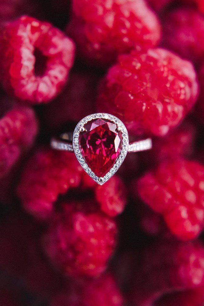 Opal Oval geschnittener Verlobungsring Einzigartiger Verlobungsring Diamant-Cluster-Ring Hochzeit B
