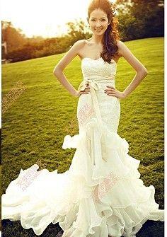 un lindo vestido