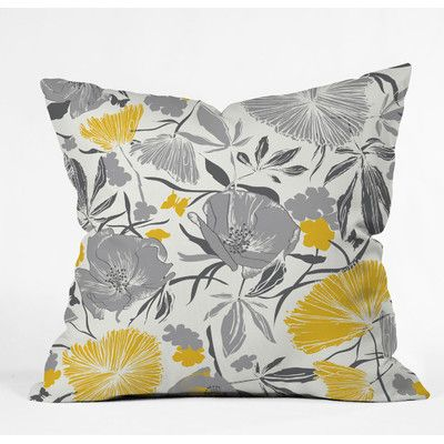 East Urban Home Khristian A Howell Bryant Park Outdoor Throw Pillow