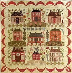 Home Sweet Home Book By Barb Adams And Alma Allen Quilting