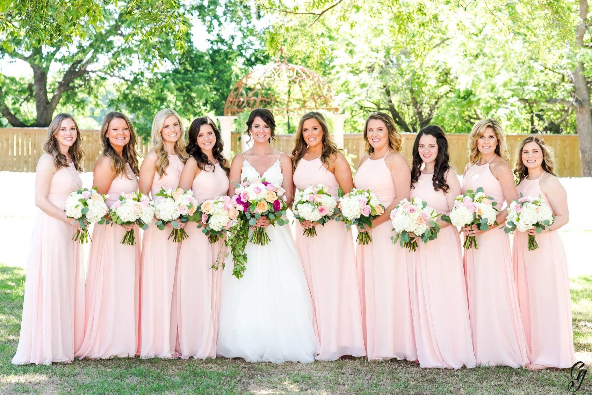 05bedbf3 Ginger in 2019 | Matt & Kaitlyn. | Bridesmaid dresses, Peach bridesmaid  dresses, Azazie bridesmaid dresses