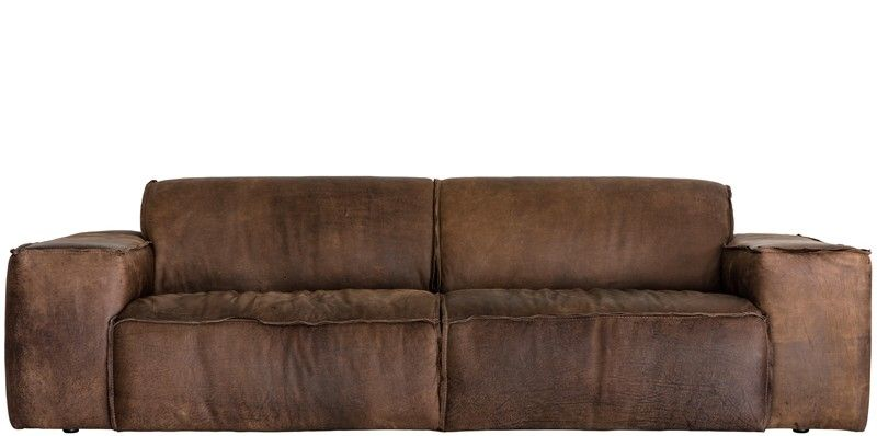 This Marconi Sofa Will Make For Very Comfortable Guests When Entertaining Another Weyland Leather Modular Sofa Brown Leather Sofa Comfortable Leather Couch