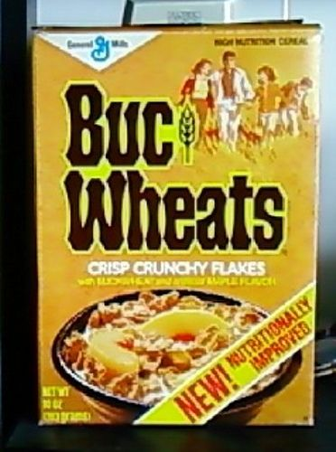 buc wheats cereal general