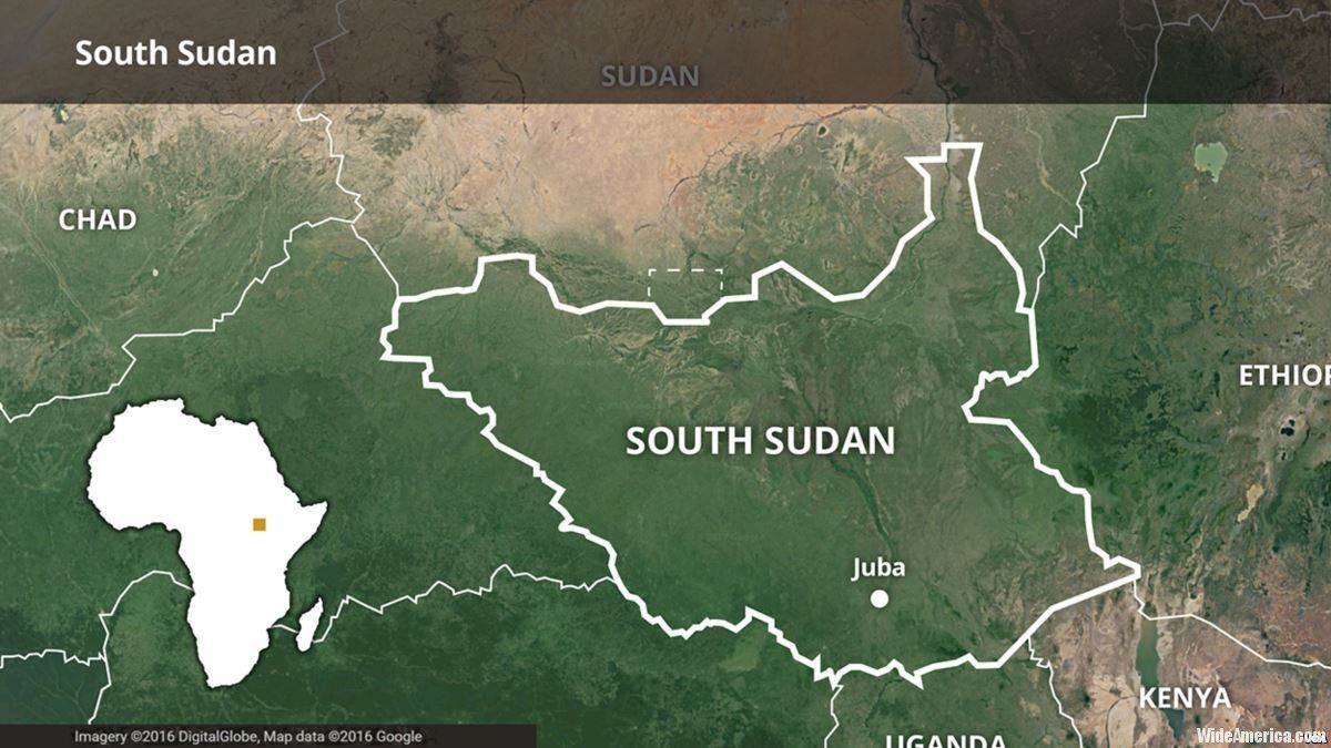 Three people in South Sudan have died