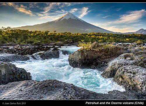 Petrohué and the Osorno volcano, Chile (by Juan C Ruiz) - http://daringnomad.com/petrohue-and-the-osorno-volcano-chileby-juan-c-ruiz/
