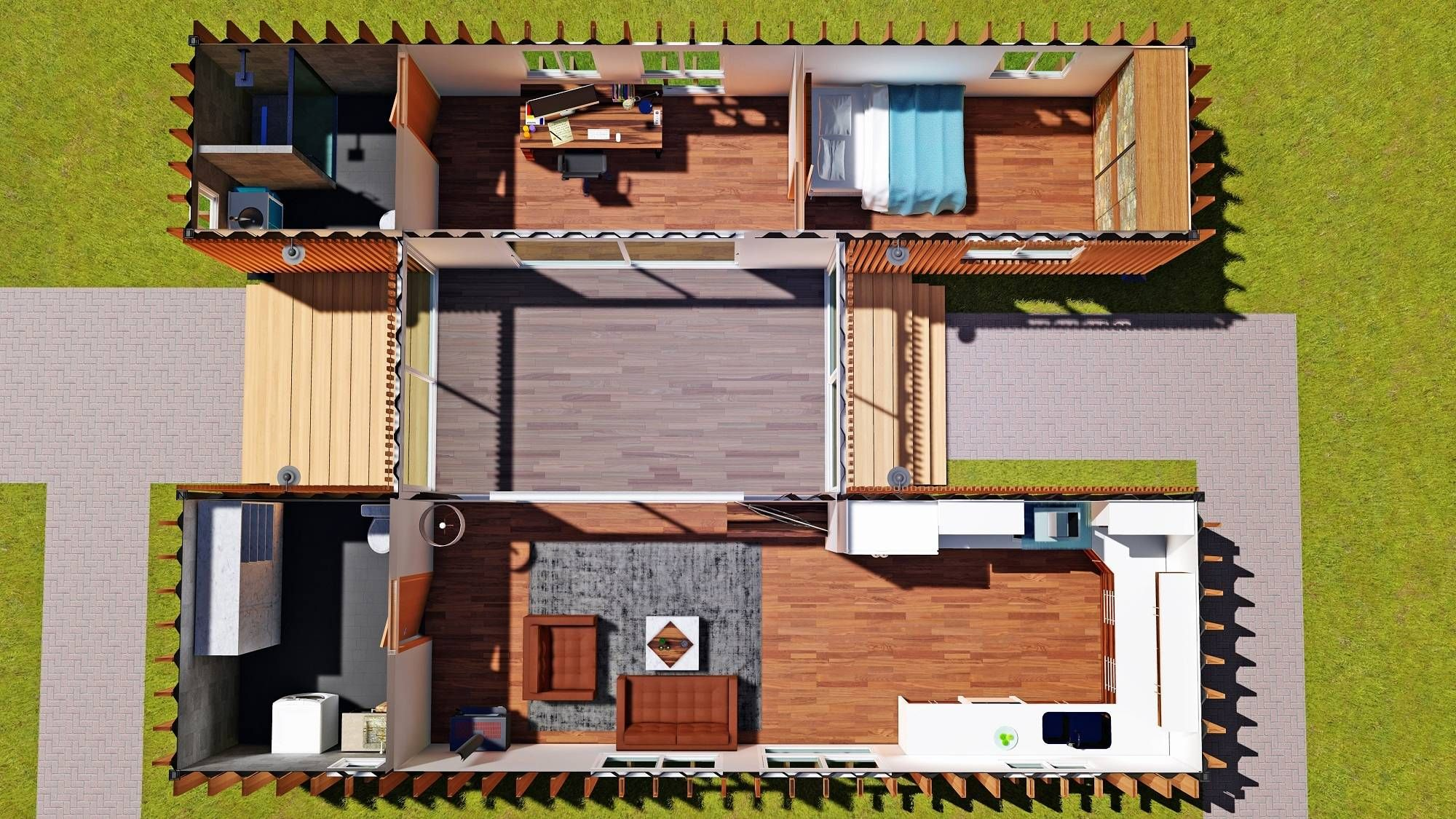 12 Ideas Container House Blueprint Shipping Containers For 48 Top Images Of Free Shipping Container House Plans Shipping Container House Plans Container House
