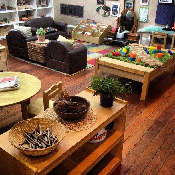 Eingerichtet wie wohnzimmer kitaeinrichtung pinterest for Wohnzimmer eingerichtet