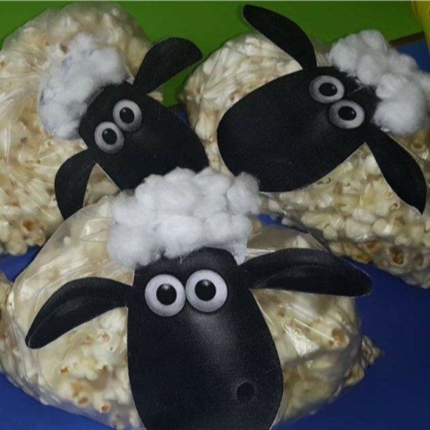Toddler Sheep Craft